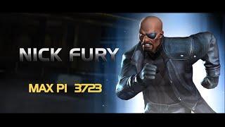 Marvel Contest of Champions: Nick Fury Spotlight