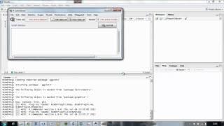 Umh1480 2012-13 Lec002e Tutorial De R Commander (III) Y RStudio (I)