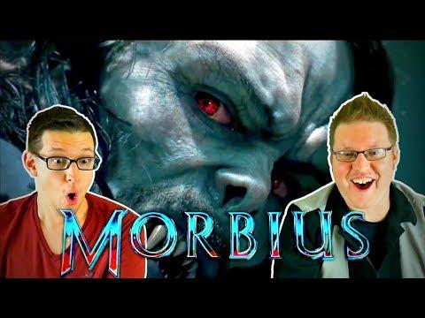 Cinefanatics - Morbius - Teaser Trailer Reaction