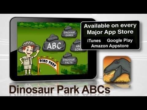 Video of Dinosaur Park ABC Lite