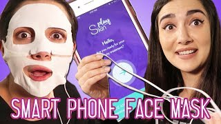 Video I Tried A Face Mask Controlled By My Phone MP3, 3GP, MP4, WEBM, AVI, FLV Januari 2018