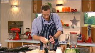 SATURDAY KITCHEN Phil Howard FILLET OF TURBOT