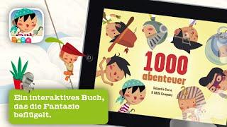 1000 Abenteuer YouTube-Video