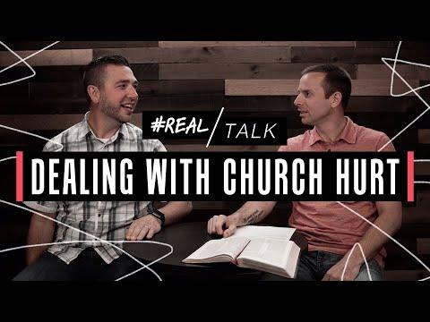 DEALING WITH CHURCH HURT   #RealTalk - S01E20