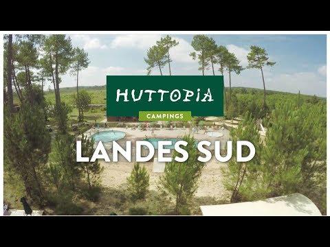 Huttopia Landes Sud