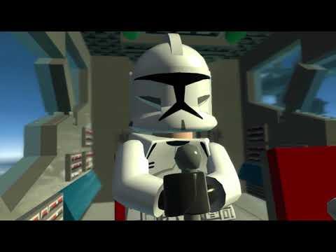 LEGO Star Wars III: The Clone Wars Story 4 - Count Dooku - Jedi Crash