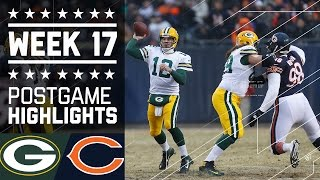 Nonton Packers vs. Bears (Week 17, 2013) | Game Highlights | NFL Film Subtitle Indonesia Streaming Movie Download