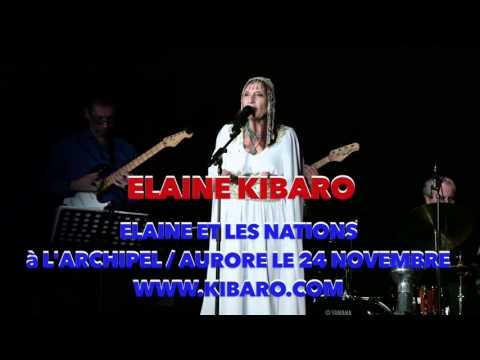 Elaine et les Nations
