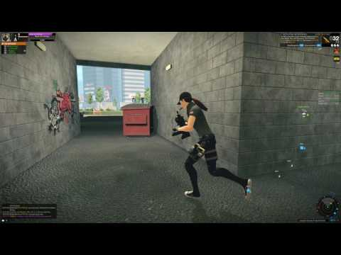 APB Reloaded Vas-R2 Sword And Mountie Northwest Gameplay (видео)