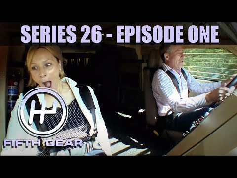 Fifth Gear: Series 26 Episode 1 - Full Episode | Fifth Gear