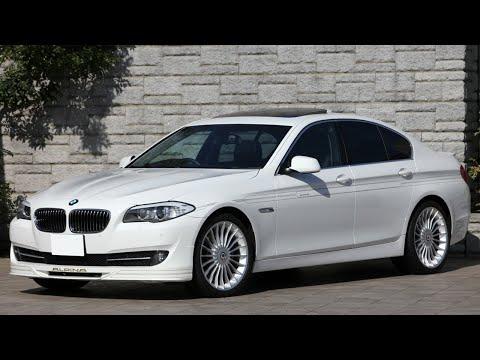 2012 BMW アルピナD5 ターボ リムジン видео