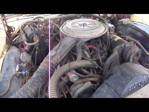 1978 Mercury Grand Marquis ignition coil repair