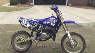 7. 2014 YZ85 Startup and rev