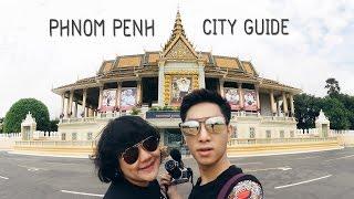"""เที่ยวสนุก """"พนมเปญ"""" กัมพูชา   Phnom Penh City Guide (Travel Vlog)"""