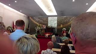 Piękny pogrzeb Tomasza Stańki bez księdza.