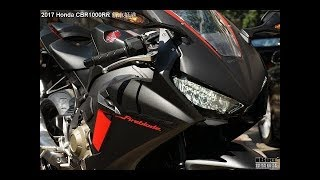 7. 2018 Honda CBR1000RR Fireblade Superbike Top Speed Review