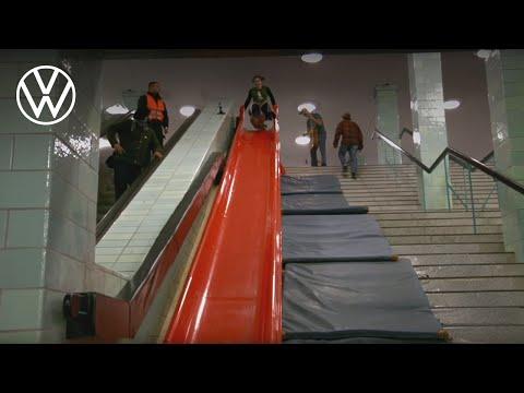 Skvělý nápad! Inspirace pro pražské metro