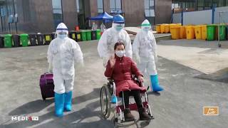 الصين تصدر خبرتها في احتواء فيروس كوفيد 19