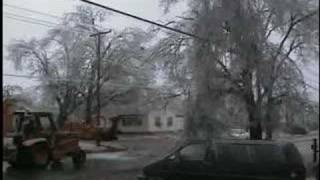 Coweta (OK) United States  city images : Ice Storm 2007 in Coweta Oklahoma