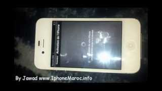 Bypass Iphone 4 - 4S Ios 5.0.1 - 5.1 - 5.1.1 Activation Screen (exclusive)