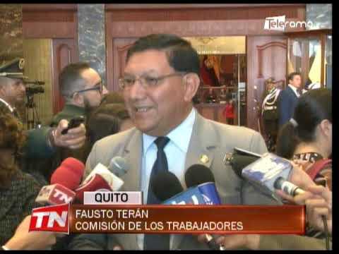 Gobierno demora envío de proyecto de reformas laborales a asamblea nacional