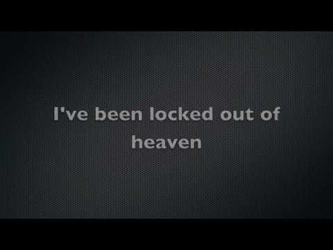 Bruno Mars - Locked Out Of Heaven Lyrics