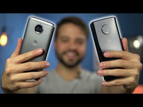 Tudocelular - Moto G6 Plus vs Moto G5S Plus  Comparativo!