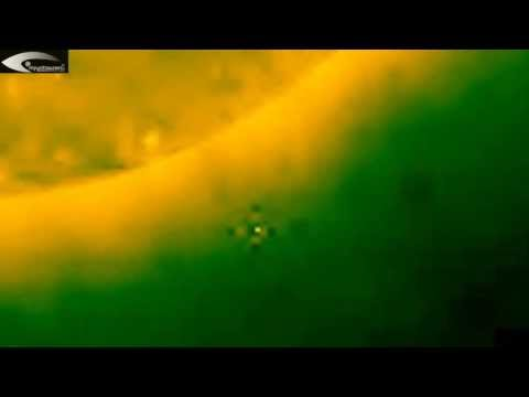 Anomalies and UFOs near the Sun – Review of NASA images of July 28, 2013