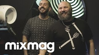 Prosumer & Murat Tepeli - Live @ The Lab LDN 2015
