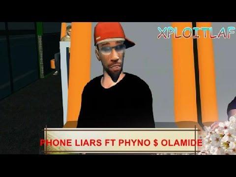 HIGH WAY LIARS [COMEDY] ft phyno $ olamide  funny NIGERIAN animation comedy