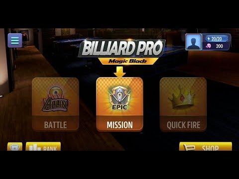 《台球專業:魔術黑8》手機遊戲玩法與攻略教學!
