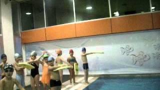 acarkent doğa koleji yüzme dersi