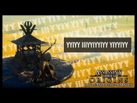 UN NOUVEAU MYSTÈRE ? (Assassin's Creed Origins)