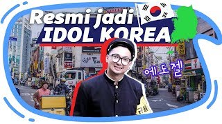 Video PERTAMA KALI KE KOREA EH KETEMU IDOL Wkwkwkwk - Korean Vlog [ K- Vlog #1 ] MP3, 3GP, MP4, WEBM, AVI, FLV September 2018