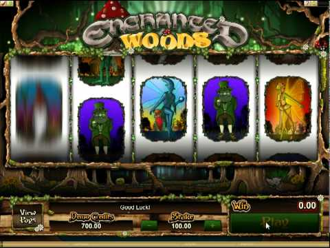 Enchanted Woods Online Slots