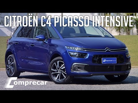 Vídeo do C4 PICASSO