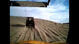 9. John Deere Gator XUV 825i at Sand Mountain Nevada