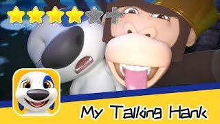 My Talking Hank Day 12 Walkthrough Super Classic Game Recommend index four stars