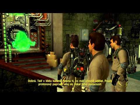 Český GamePlay   Ghostbusters: The Video Game   Part 1 – Ektor 1   HD – 720p