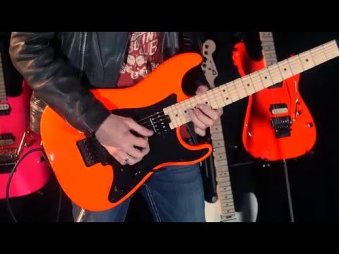Charvel Pro-Mod Series: So-Cal Style 1 HH FR