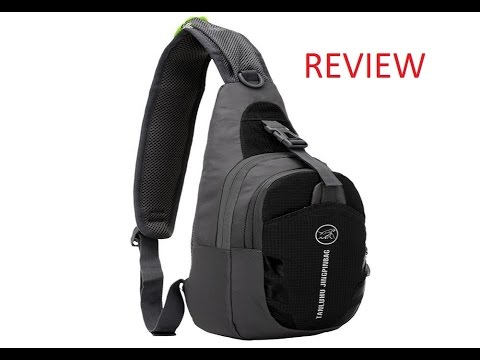 Outtek Crossbody Sling Bag Backpack Review