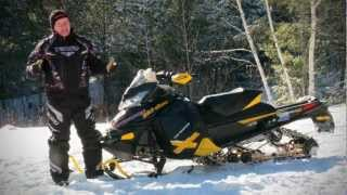 1. TEST RIDE: 2013 Ski-Doo Renegade X 800