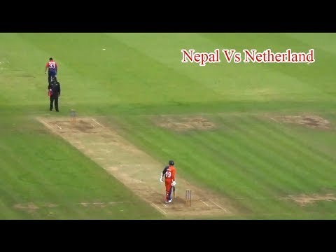 (Nepal vs Netherlands Live Cricket || First ODI match of Nepal || Live Commentary 2018 - Duration: 3 hours, 29 minutes.)