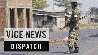 The Buterere neighborhood of Burundi's capital city Bujumbura is a stronghold of support for the National Forces of Liberation, one of the main opposition pa...