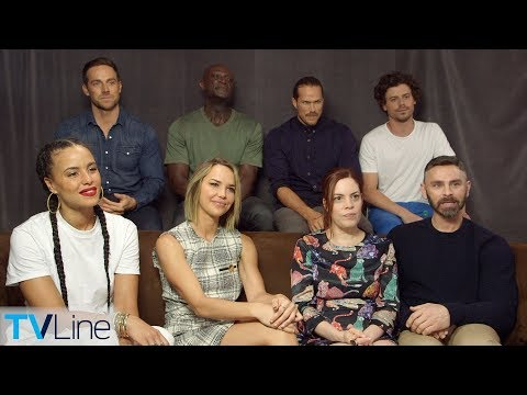 'Midnight, Texas' Cast on Season 2 New Characters, Psychic Connection | Comic-Con 2018 | TVLine