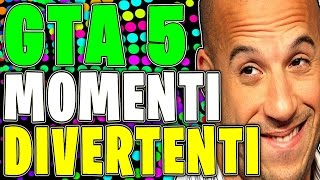 Nonton GTA 5 ONLINE - Momenti Divertenti #13 (Nonni,NCIS,Fast & Furious,Flintstones) Film Subtitle Indonesia Streaming Movie Download