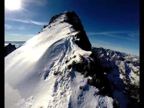 VIDEO - Ľadový štít