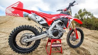 2. First Ride 2019 Honda CRF250RX - Motocross Action Magazine