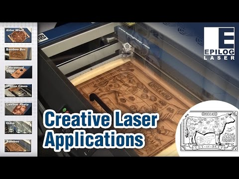 Creative Laser Applications for Business Owners and Entrepreneurs