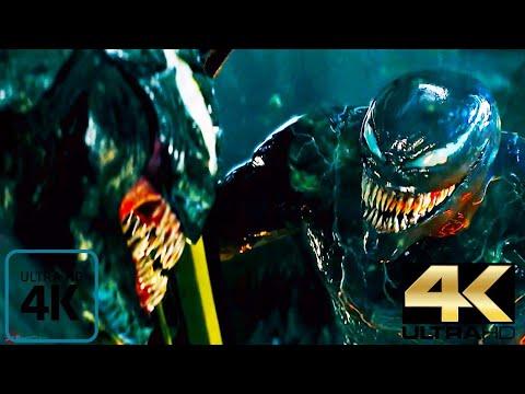 Venom Vs Riot - Final Fight Scene - Venom Kills Riot | VENOM (2018) Movie CLIP HD
